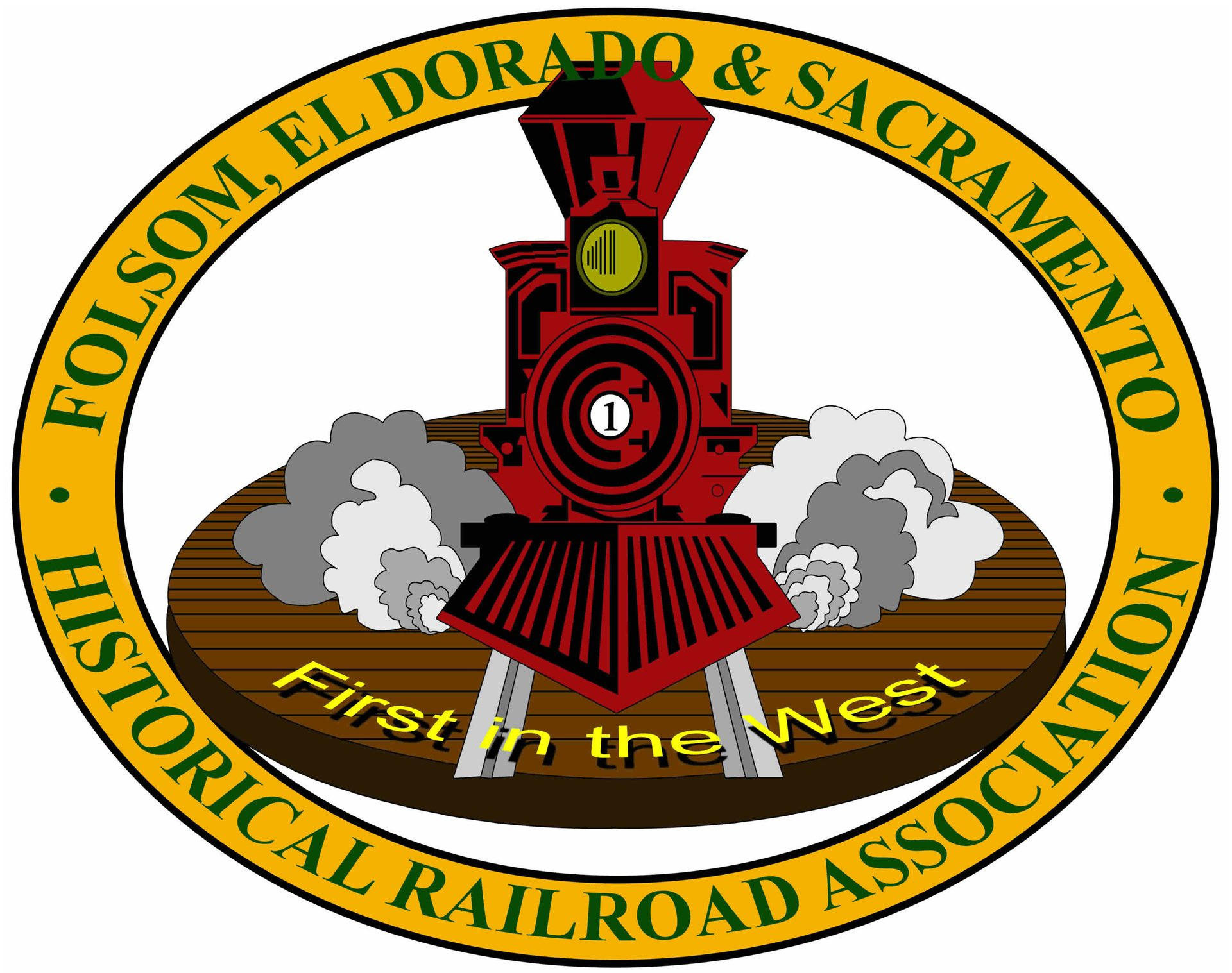 Folsom, El Dorado & Sacramento Historical Railroad Association